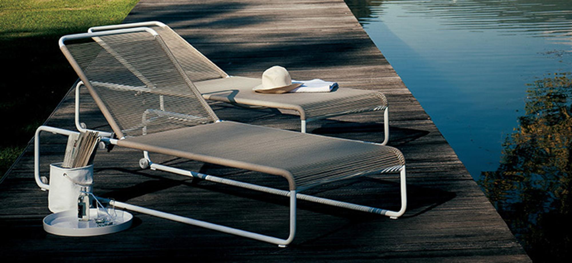 Arredi outdoor cavaliere mobili for Outdoor mobili